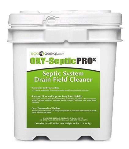 ecoGeeks OXY-Septic Drain Field Cleaner and Maintainer by ecoGeeks (Image #3)