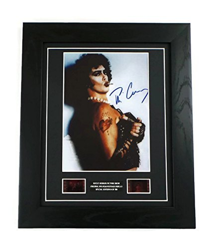 artcandi Rocky Horror Picture Show Signed + Rocky Horror Film Cells Framed]()