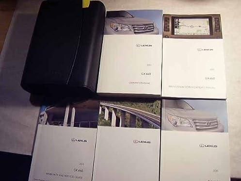 2011 lexus gx 460 owners manual lexus amazon com books rh amazon com 2010 lexus gx 460 owners manual 2012 lexus gx 460 owners manual