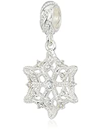 Chamilia 2017 Limited Edition Snowflake - Swarovski Zirconia Charm