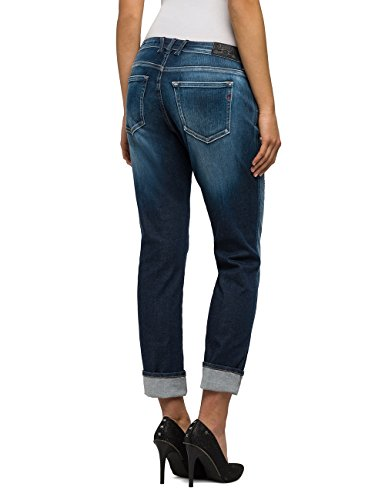 Bleu Denim Slim 9 Mid Blue Replay Hyperflex Jean Katewin Femme 8qxXZ7w
