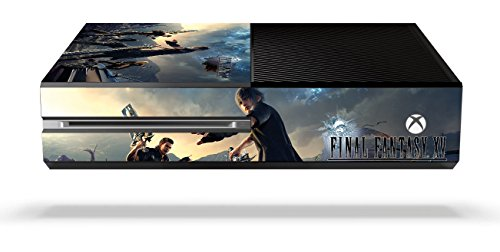 Skinhub Final Fantasy XV FF15 Limited Edition Game Skin for Xbox One Console (Final Fantasy 15 Special Edition Xbox One)