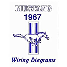 1967 Mustang Wiring Diagrams Factory Manual