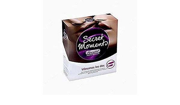 Secret Moments Juguetes Eróticos 1 Unidad 450 G Amazon Es Salud Y Cuidado Personal