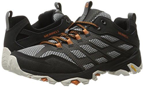 Merrell Men's Moab FST Hiking Shoe, Black, 13 M US by Merrell (Image #6)