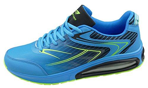 schwarz Trainers Women's blau neongr Gibra A7vnx