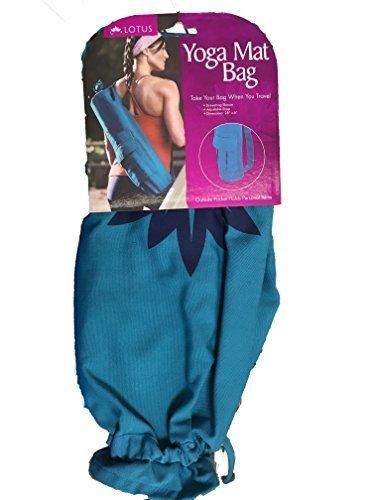 (Lotus Yoga Mat Bag in)