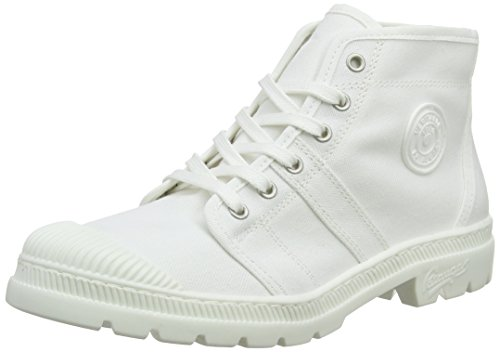 Pataugas Blanc Femme Desert Authentiq Boots F2d T Blanc YpSqYvZr