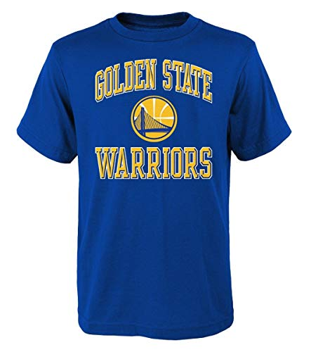 Print T-shirt Ovation (Outerstuff Golden State Warriors Youth NBA Ovation Short Sleeve T-Shirt)