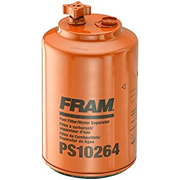 Amazon com FRAM PS7407A Fuel and Water Separator Filter
