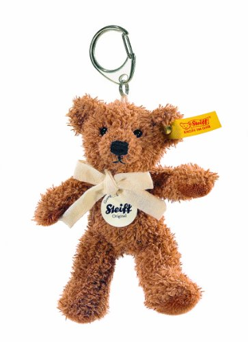 Steiff Keyring James Teddy Bear Brown