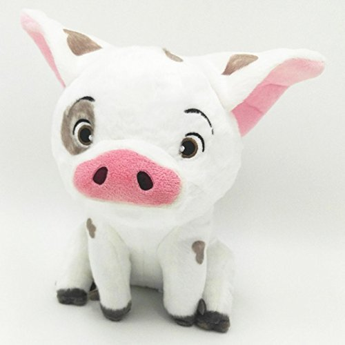 Good Movie Moana Pet Pig Pua Stuffed Animals Cute Cartoon Plush Toy Dolls 8