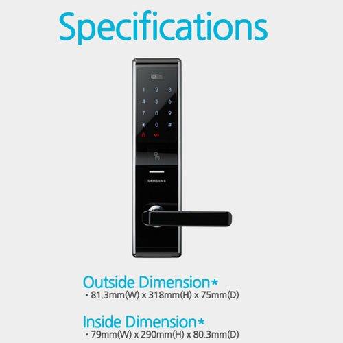 Samsung Ezon SHS H700 Produktbeschreibung
