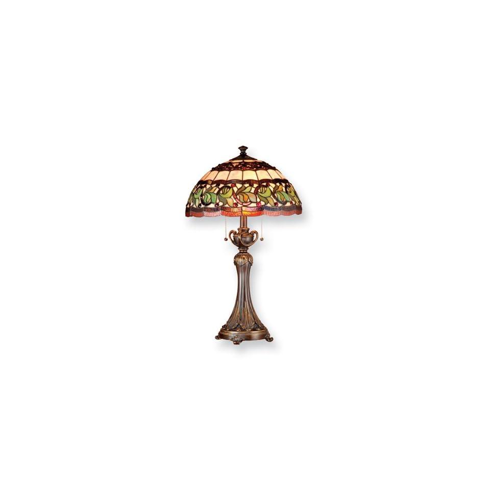 Dale Tiffany Aldridge Table Lamp