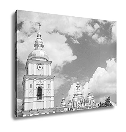 Amazon com: Ashley Canvas Bell Tower Of St Michaels