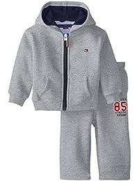 Baby Boys' Draper Fleece Sweatsuit Set