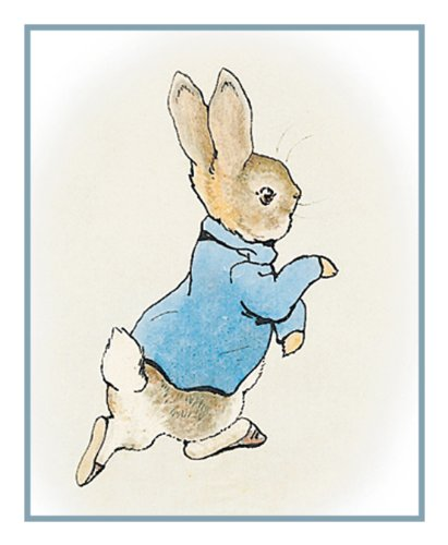 Bunny Tales Pattern - Orenco Originals Peter Bunny Rabbit by Beatrix Potter Counted Cross Stitch Pattern