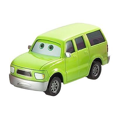 Disney Pixar Cars Die-cast Oversized Charlie Cargo Vehicle: Toys & Games
