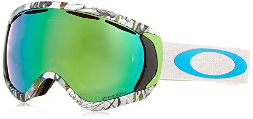 Oakley OO7047-04 Canopy Eyewear, Pillow Trip, Prizm Jade Iridium Lens (Oakley Jade Iridium Lenses)