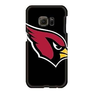 KennethKaczmarek Samsung Galaxy S6 Scratch Resistant Hard Phone Cases Customized High-definition Arizona Cardinals Pattern [NPS1806XIXZ]