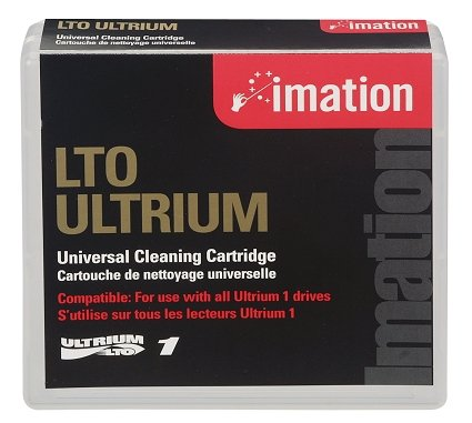 Imation IMN15931 Ultrium LTO-1 Cleaning Cartridge by Imation
