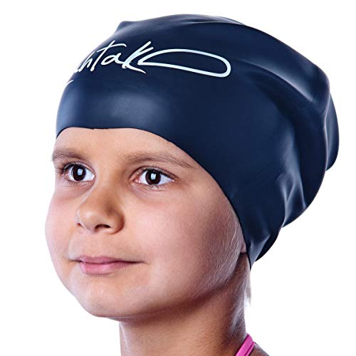 Swim Caps Long Hair Kids product image