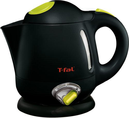 T-fal BF6138 Balanced Living 4-Cup 1750-Watt Electric Kettle with Variable Temperature and Auto Shut Off, 1-Liter, (Electronic Hot Water Pot)