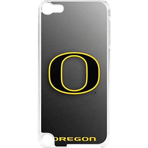 (Skinit University of Oregon iPod Touch 6th Gen LeNu Case - Oregon Ducks Black Gradient Design - Premium Vinyl Decal Phone Cover)