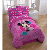 Disney Minnie Mouse Comforter Twin / Full Size