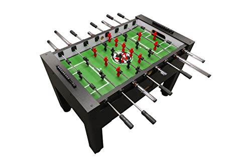 Warrior Professional Tournament Foosball Table - Classic Soccer Design