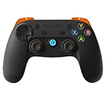 GameSir G3s 2.4Ghz Wireless Bluetooth Gamepad Controller for Android TV BOX Smartphone Tablet PC VR (Orange)