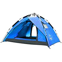 Automatic Quick Open Camping Outdoor Tent Waterproof 3-4 Persons