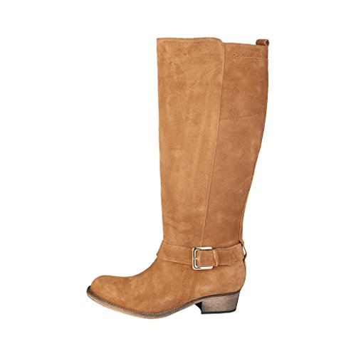 Arnaldo Toscani Damenstiefel Stiefel Boots, 3241K102_14_BARK2, EU 36-41, Braun