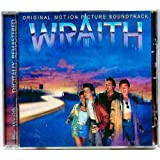 The Wraith Soundtrack (Original 1986 Digitally Remastered European CD 1998 Containing 11 Tracks Featuring Ozzy Osbourne, Bonnie Tyler, Honeymoon Suite, Ian Hunter, Lion, James House, Jill Michaels, Stan Bush, Tim Feehan, LaMarca)