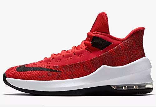 Galleon - Nike Air Max Infuriate 2 Mid Boys  Basketball Shoe (3.5y-7y) 0c8ae174a