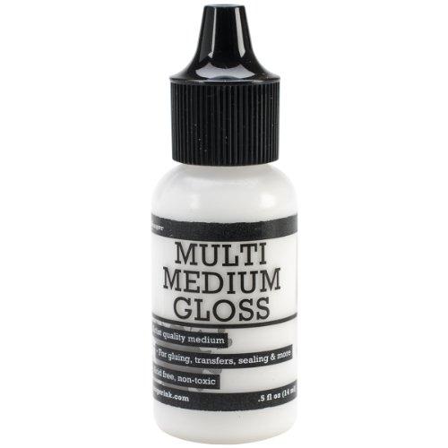 Ranger Multi Medium Bottle, 0.5-Ounce, Gloss