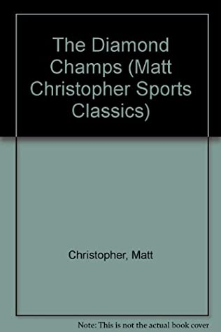 book cover of The Diamond Champs