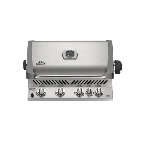 Napoleon Grills Built-in Prestige 500 with Infrared Rear ...