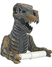 Toilet Paper Holder - Grim Reaper Tissue Tyrant Skeleton Bathroom decor - Toilet Paper Roll - Bathroom Wall decor