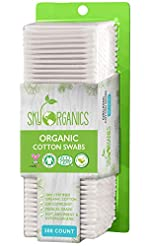 Cotton Swabs Organic by Sky Organics (La...