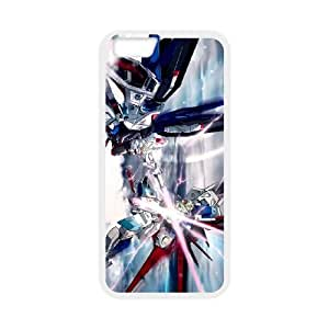 iPhone 6 4.7 Inch Cell Phone Case White MOBILE SUIT GUNDAM 015 KYS1066071KSL