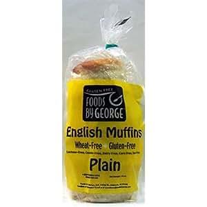 Gluten Free - English Muffin - 6 X 14 Oz (4 Per Pack) Frozen