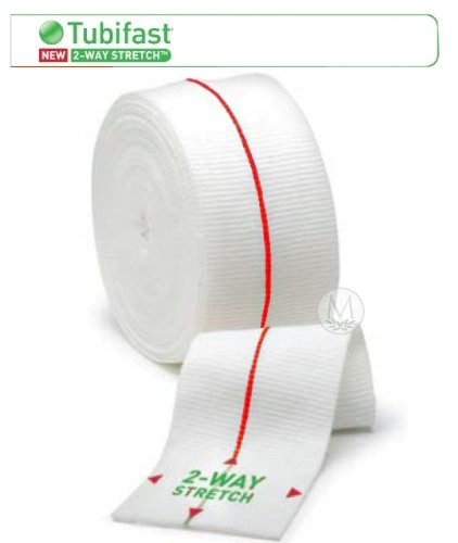 Tubifast 1.4 Tubular Bandage #2434 (Red Line)