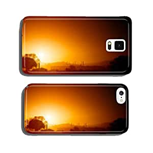 Sunrise cell phone cover case iPhone5
