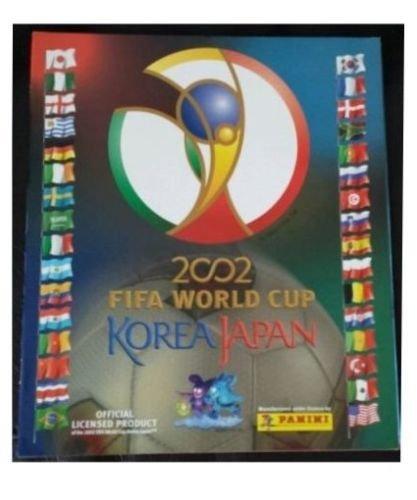 (Panini 2002 World Cup Korea/Japan Empty Stickers Album. Rare Canadian (Americas) Edition )