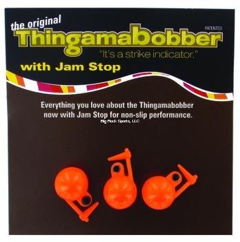 Thingamabobber 1456 Strike Indicator ,Orange ,half inch