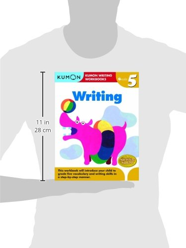 Grade 5 Writing (Kumon Writing Workbooks): Kumon Publishing ...