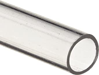 "Small Parts SMT-22-48 White Translucent FEP Heat Shrink Tubing,0.036"" ID, 48"""