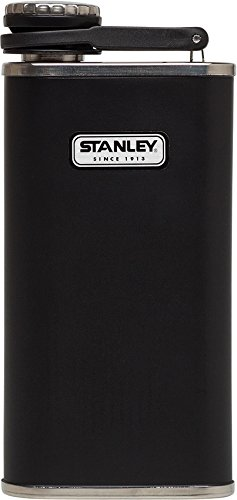 Stanley Classic Flask, Matte Black, 8 (Insulated Flask)