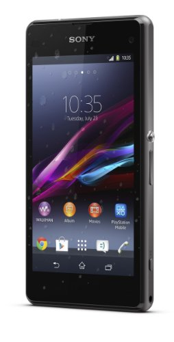 Sony Xperia Gps - Sony Xperia Z1 Compact D5503 Android Smartphone (Black) International Version No Warranty